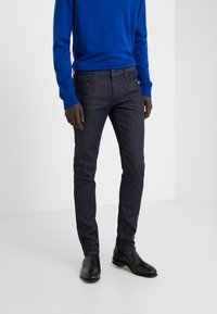 Emporio Armani - Jeans slim fit - denim blu - 0