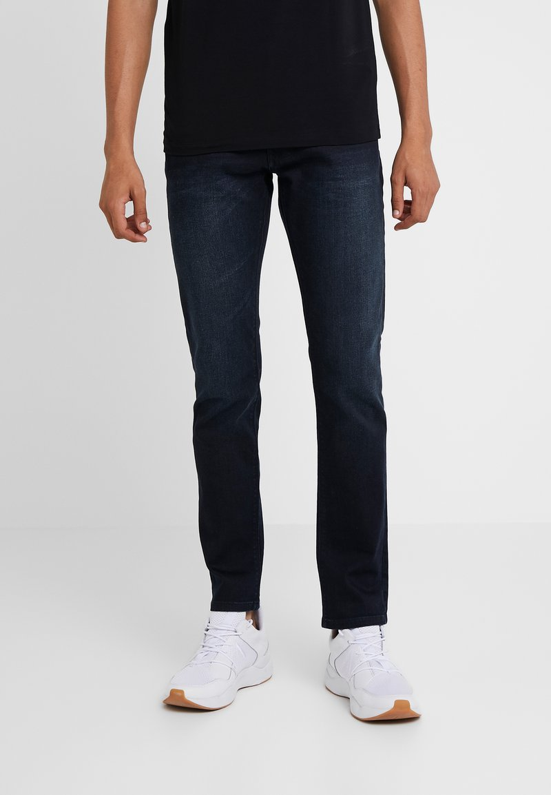 Emporio Armani - Jeans slim fit - denim blu