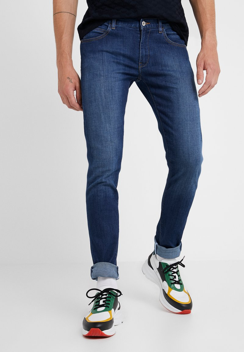 Emporio Armani - Jeans Skinny Fit - blue denim
