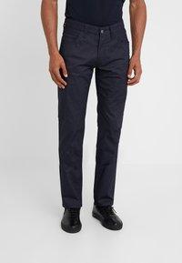 Emporio Armani - Pantalones - blue - 0