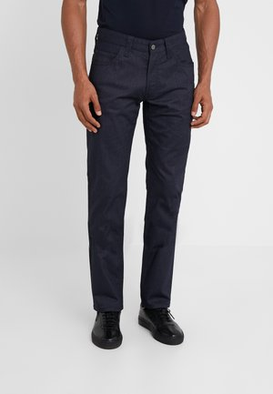 Trousers - blue