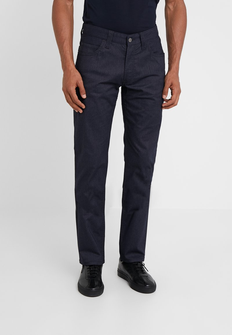 Emporio Armani - Pantalones - blue
