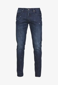 Emporio Armani - Jean slim - denim blue - 3