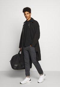 Emporio Armani - Jeans slim fit - denim grigio - 1
