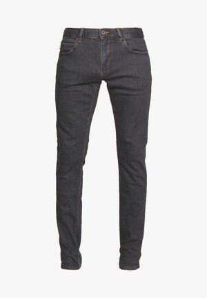Jeans slim fit - denim grigio