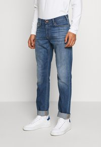 Emporio Armani - Slim fit jeans - blue denim - 4