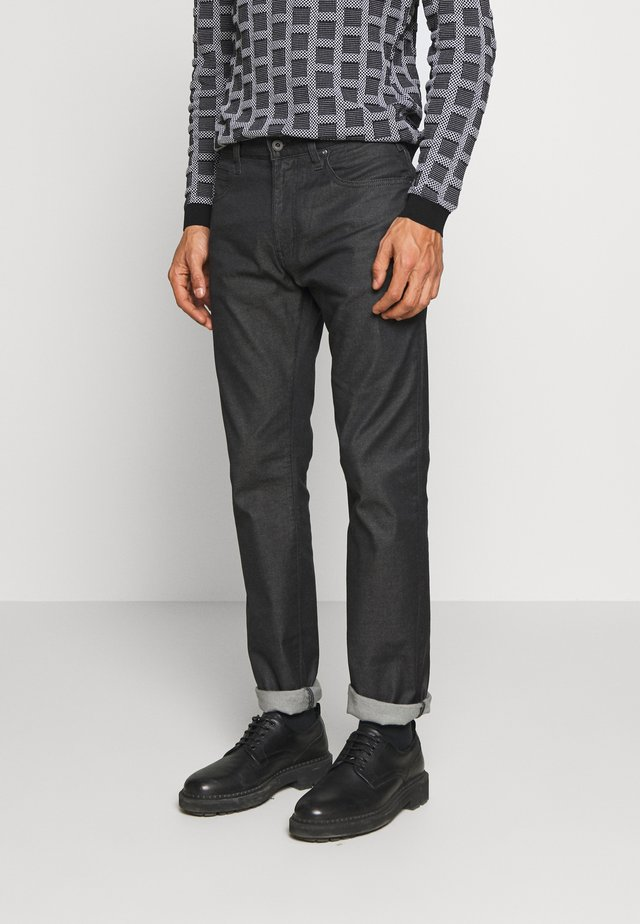 Jeans Slim Fit - denim nero