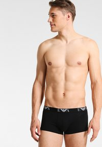 Emporio Armani - 2 PACK - Shorty - black - 0