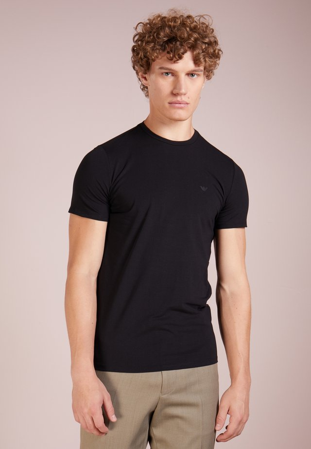 T-shirt basic - nero