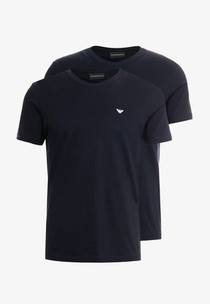 2 PACK - T-shirt basic - dark blue