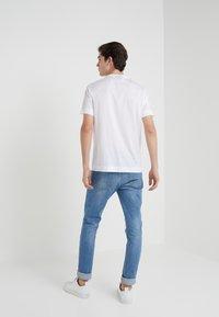 Emporio Armani - T-Shirt print - white - 2