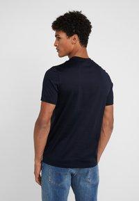 Emporio Armani - T-shirt print - blu aquila - 2