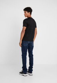 Emporio Armani - T-shirt print - black - 2