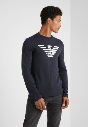 Camiseta de manga larga - blu scuro