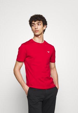 T-shirt basique - rubino