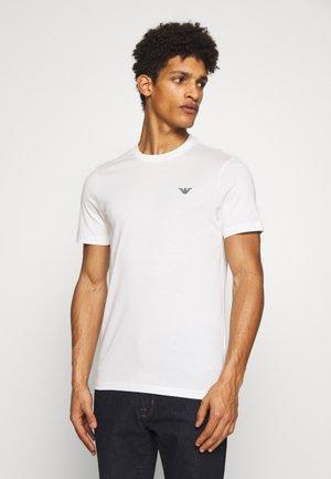 T-shirt basique - bianco neve
