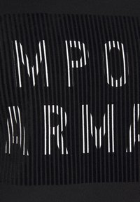 Emporio Armani - Print T-shirt - nero - 5