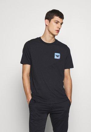 T-shirt basique - blu navy