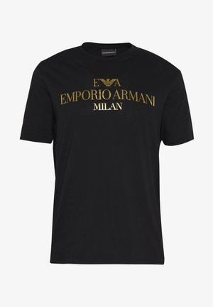 REPRODUCTION - T-shirts med print - nero