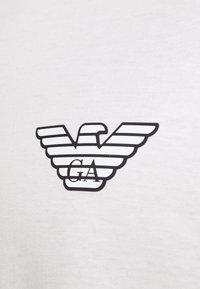 Emporio Armani - T-shirt basic - white - 5