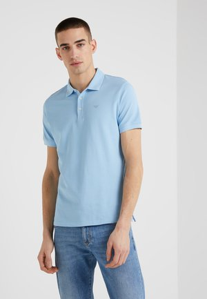 Polo shirt - light blue