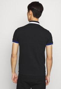 Emporio Armani - Polo - black/blue - 2