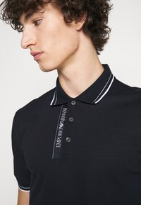 Emporio Armani - Polo - dark blue - 5