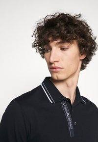Emporio Armani - Polo - dark blue - 3