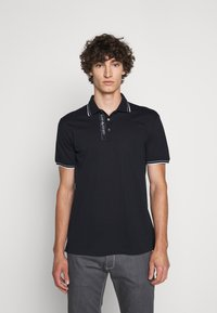 Emporio Armani - Polo - dark blue - 0