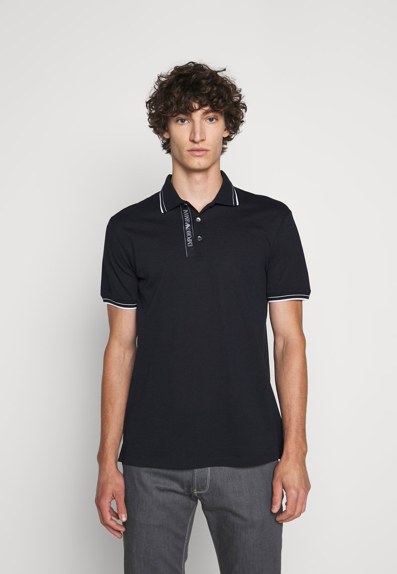 Emporio Armani - Polo - dark blue