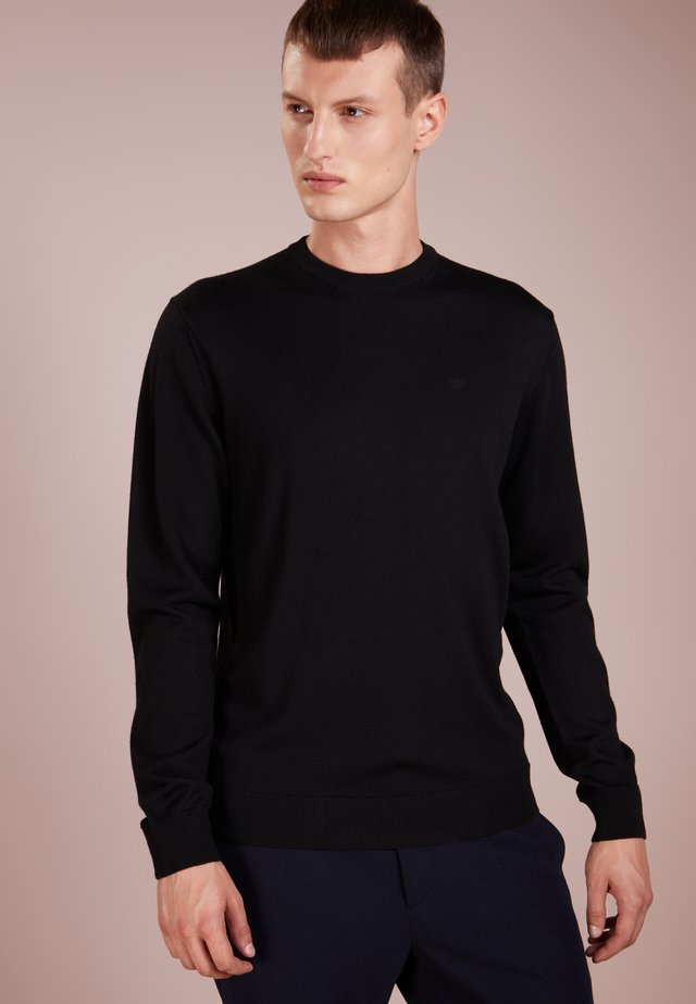 Pullover - nero