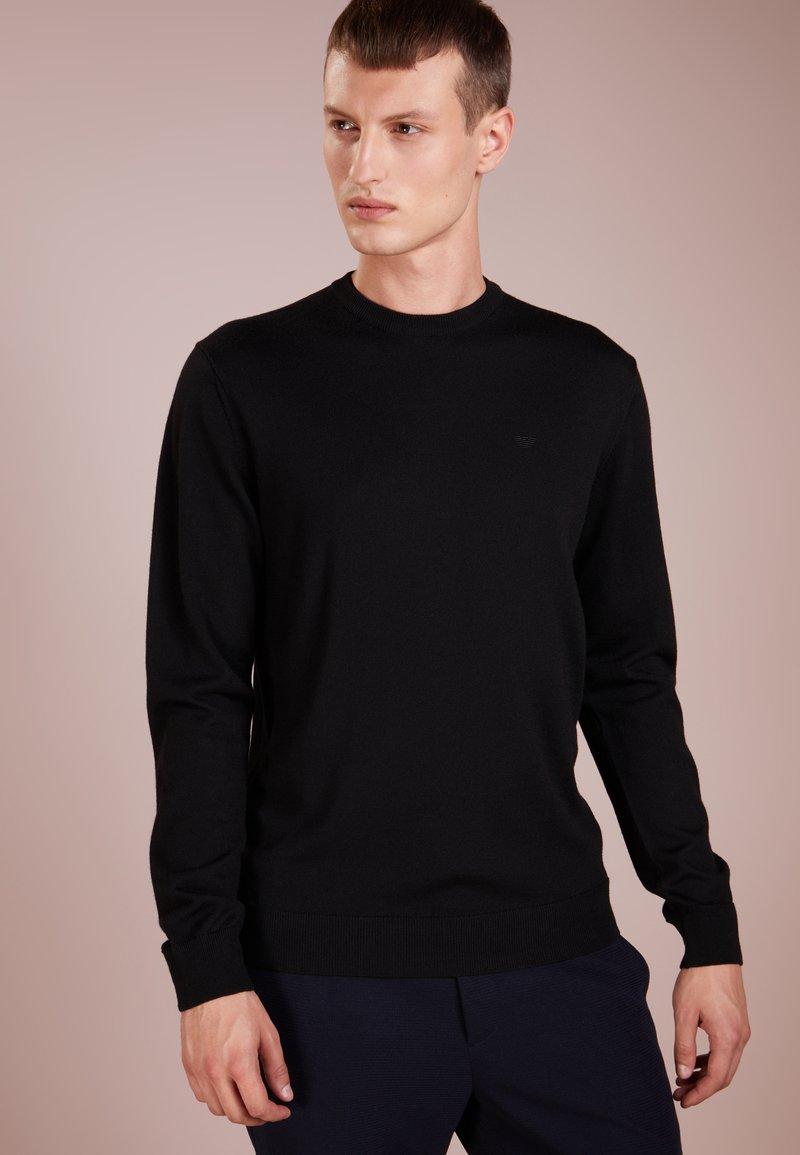 Emporio Armani - Jersey de punto - nero