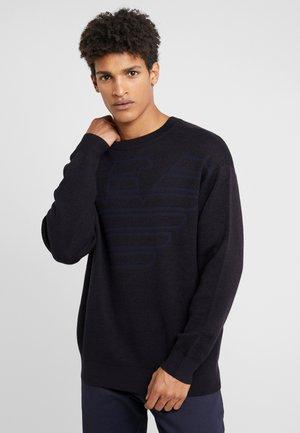 Pullover - blu