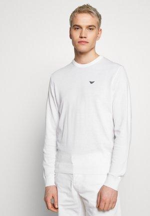 MAGLIERIA - Sweter - bianco ottico