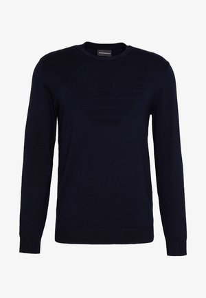 MAGLIERIA - Pullover - blue navy