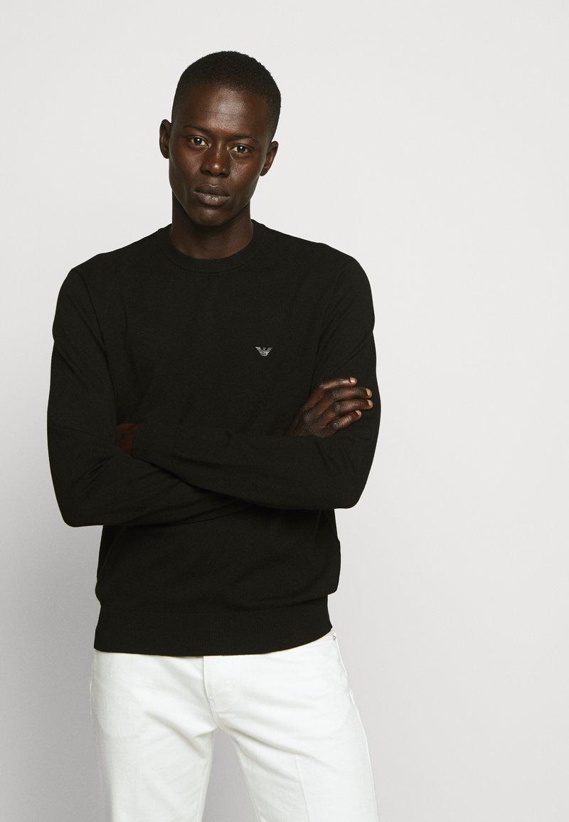 Emporio Armani - Pullover - nero