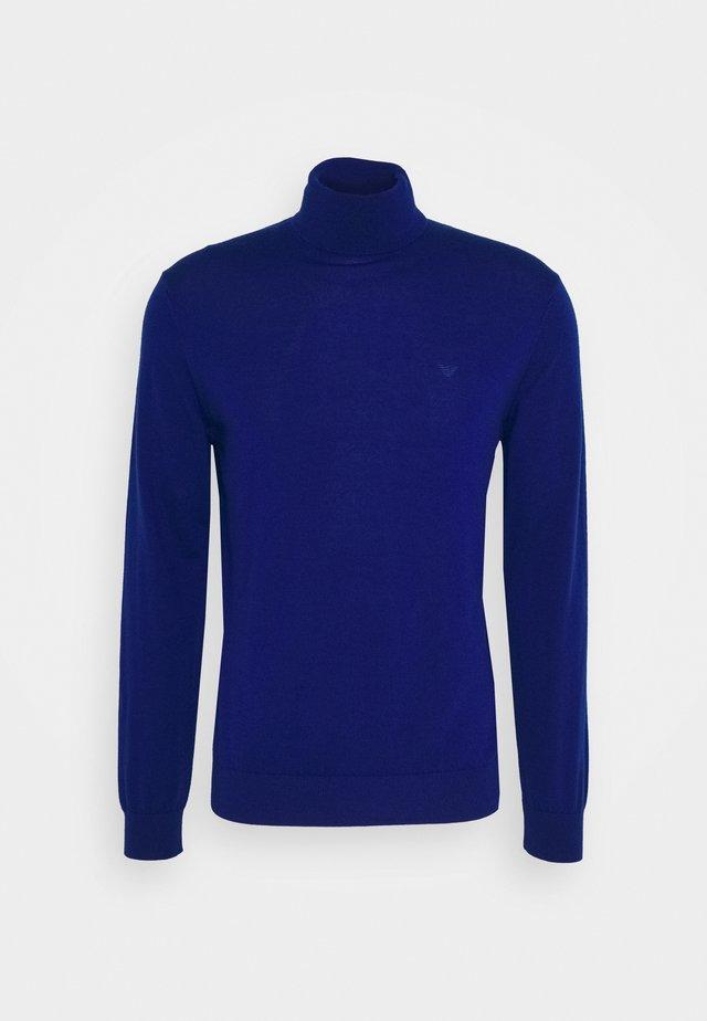 Svetr - royal blue