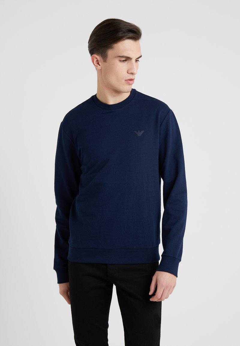 Emporio Armani - Sweatshirt - dark blue