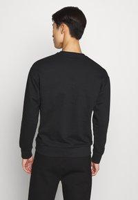 Emporio Armani - FELPA - Sweatshirt - black - 2