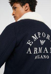 Emporio Armani - BLOUSON - Bomberjacks - blue navy - 6