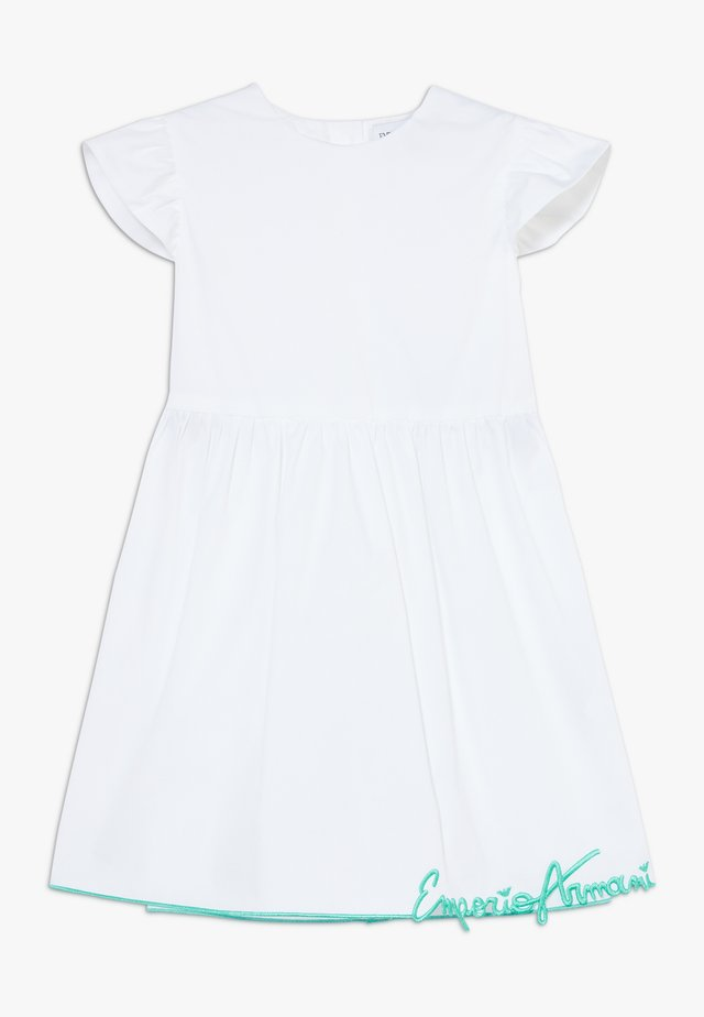 DRESS - Cocktail dress / Party dress - bianco