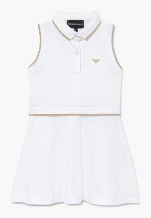 VESTITO - Vapaa-ajan mekko - bianco ottico