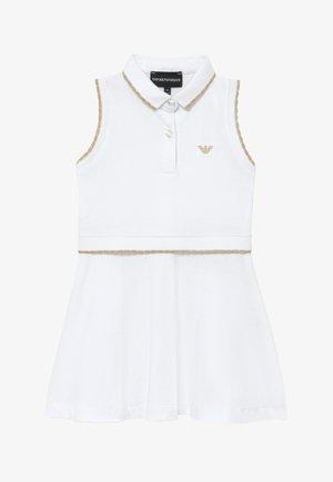 VESTITO - Denní šaty - bianco ottico