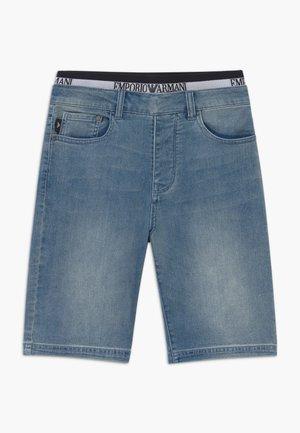 Short en jean - denim blue