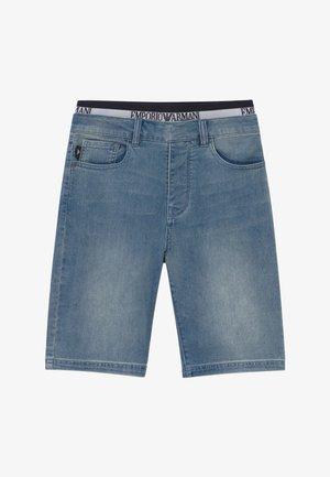 Jeans Short / cowboy shorts - denim blue