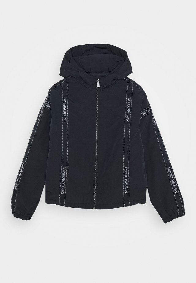 BLOUSON - Light jacket - blu navy
