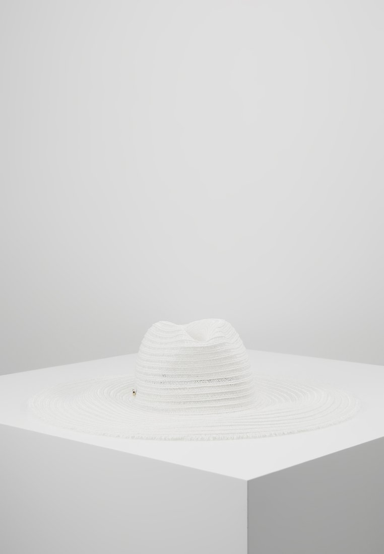 Emporio Armani - CAPELLO LADY HAT - Hat - white