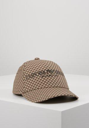 LOGO BRANDED CAP - Czapka z daszkiem - taupe