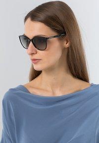 Emporio Armani - Sunglasses - black - 0