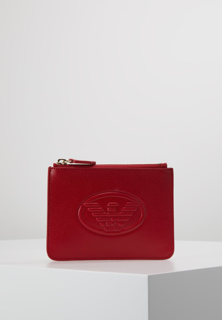 Emporio Armani - Portfel - rosso